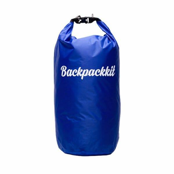 Backpackkit drybag waterzak waterdichte zak