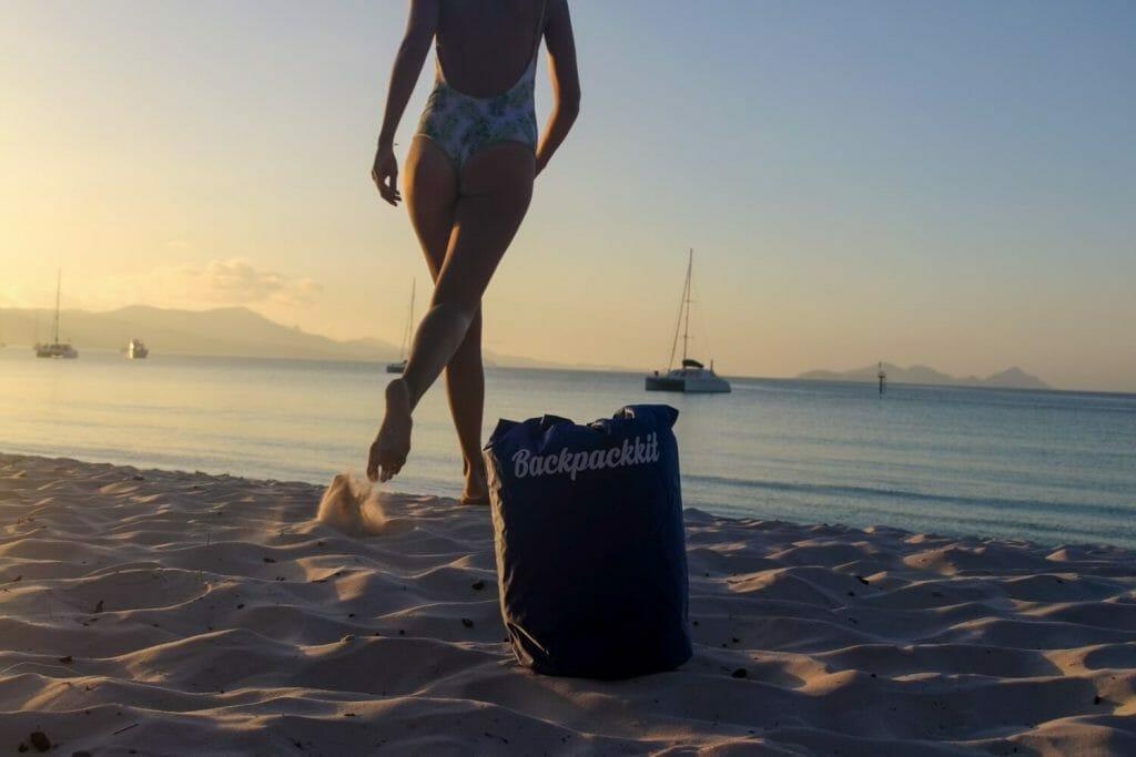 Backpackkit dry bag
