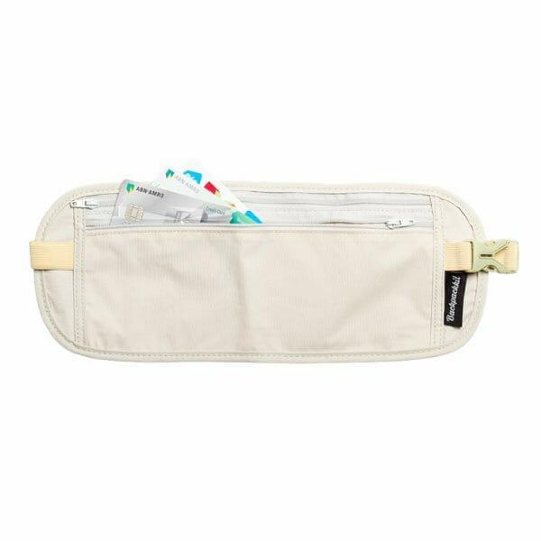 Backpackkit moneybelt backpacken