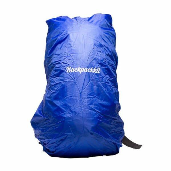 Backpackkit regenhoes backpack