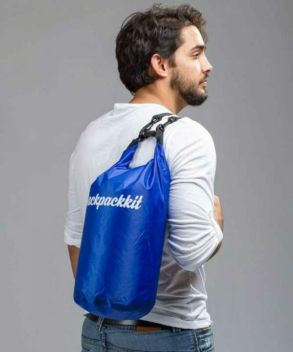 waterzak backpackkit
