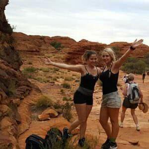 backpacken backpackkit australië