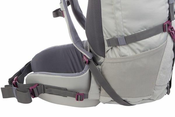 Backpackkit nomad Sahara zijkant backpack