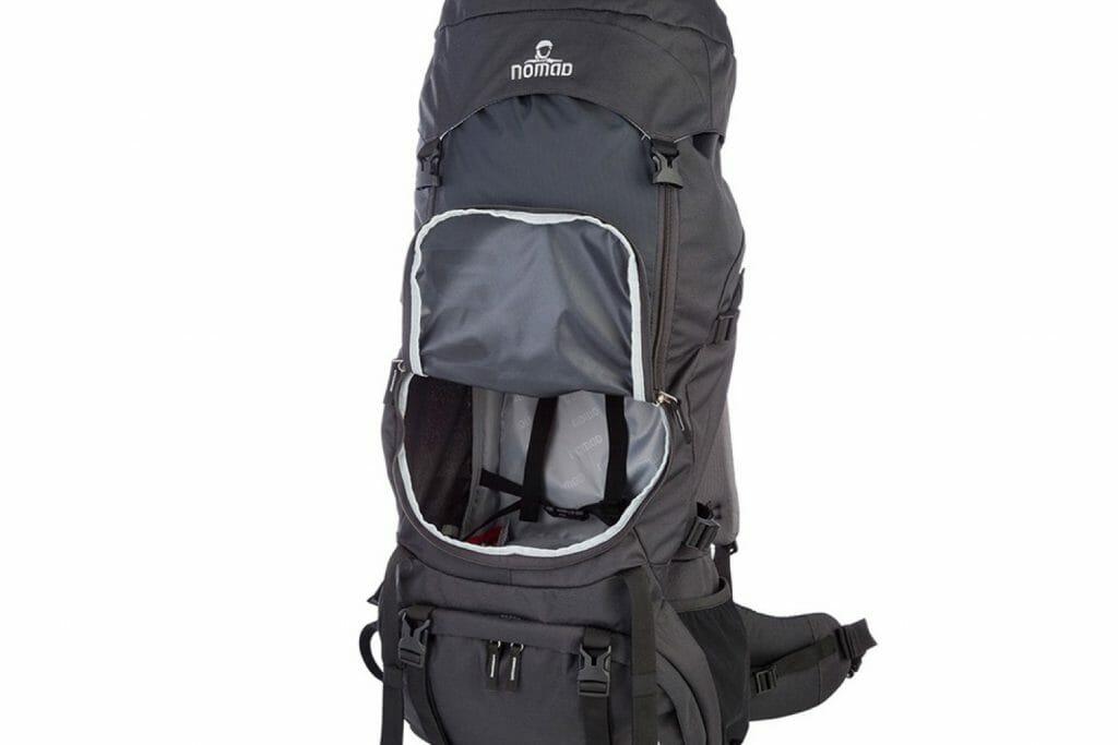 Backpackkit Nomad Batura voorvak