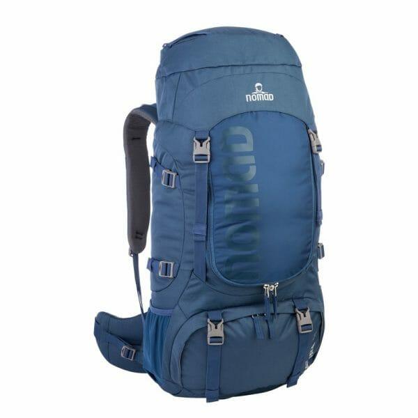 Backpackkit nomad batura backpack 55 Liter blauw