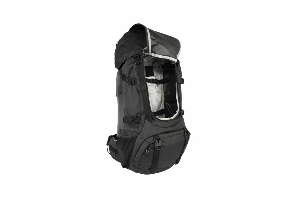 Backpackkit nomad batura 55 liter zwart