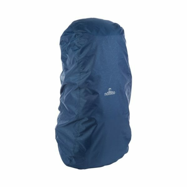 Backpackkit nomad batura 55 Liter oranje regenhoes
