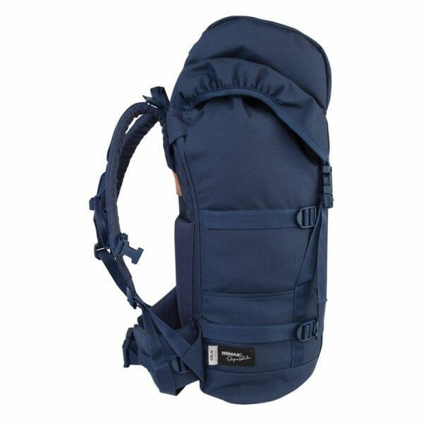 Backpackkit Nomad Eagle rugzak 40 liter zijkant