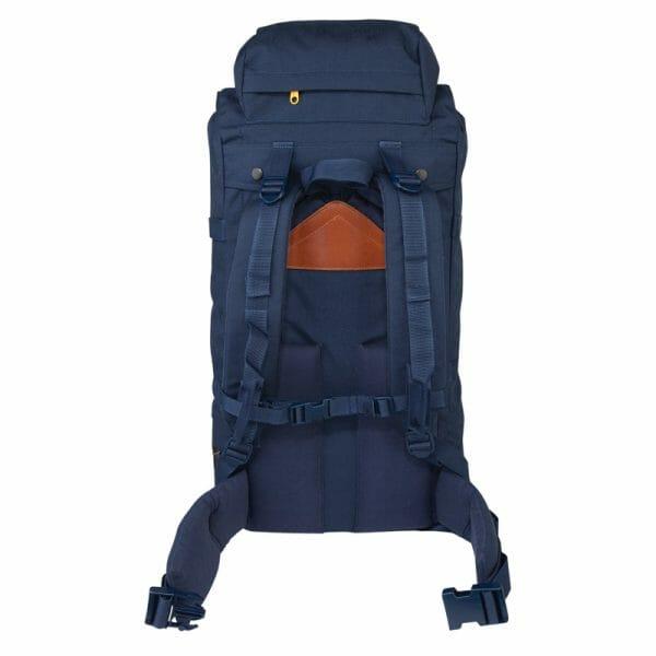 Backpackkit Nomad Eagle backpack 55 liter achterkant