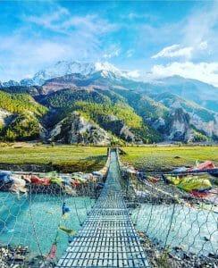 Annapurna Nepal Backpackkit