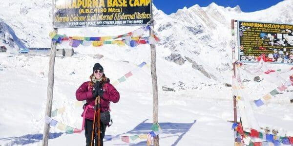 Backpacken in Nepal aankomst