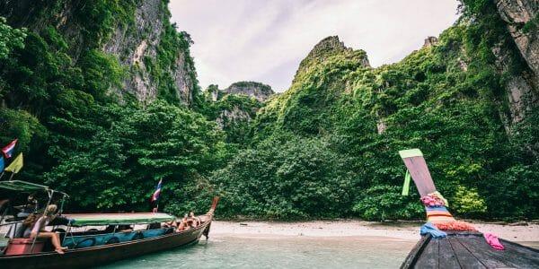 Backpacken budget thailand