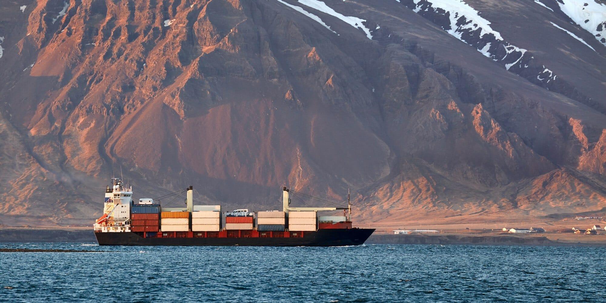Backpacken zeecontainer meereizen
