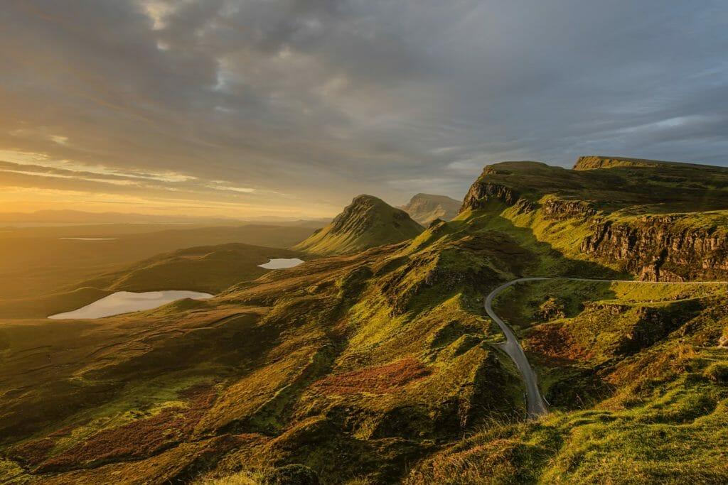 Roadtrip door Schotland backpacken corona