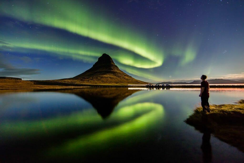 Wandelen door IJsland backpacken europa corona