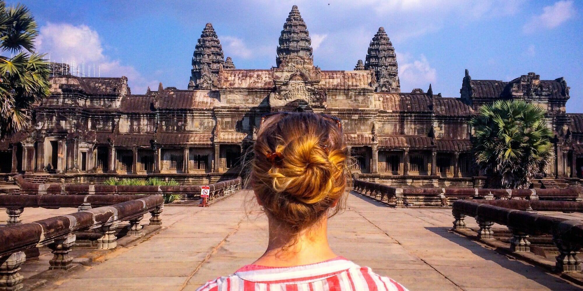 Backpacken cambodja